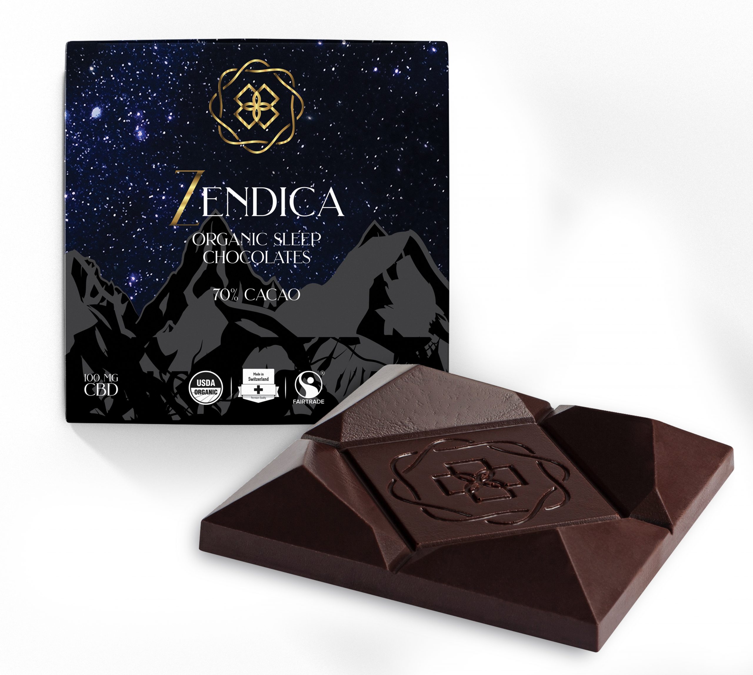 Zendicia Organic Sleep Chocolate