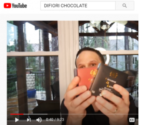 Chocolate review